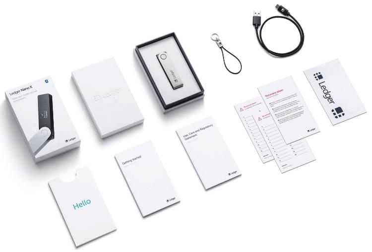 Ledger-Nano-X-caja-contenido-unboxing