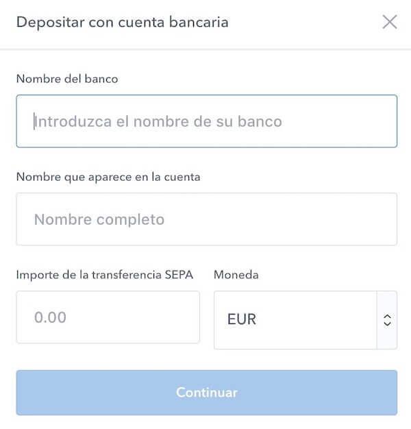 deposito-de-dinero-coinbase-mediante-transferencia-bancaria