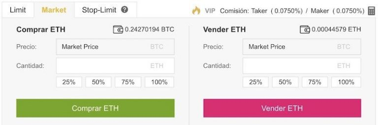 orden-de-mercado-market-en-exchange-binance