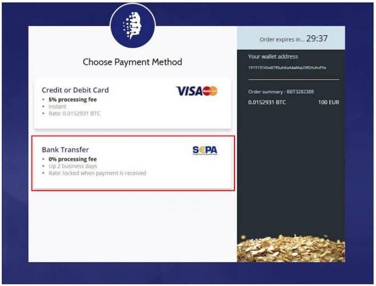seleccion-metodo-de-pago-compra-criptomonedas-transferencia-bancaria